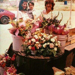 Lemon Twist, 1980, Gladys Shull, Katie Shull, Robin Shull