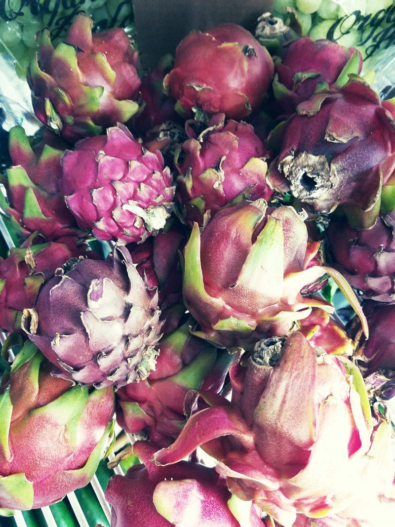 Amazing Sweet Local Dragonfruit