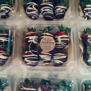 Order Chocolate Covered Strawberries San Diego
