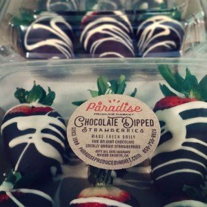 Order Chocolate Dipped Strawberries
