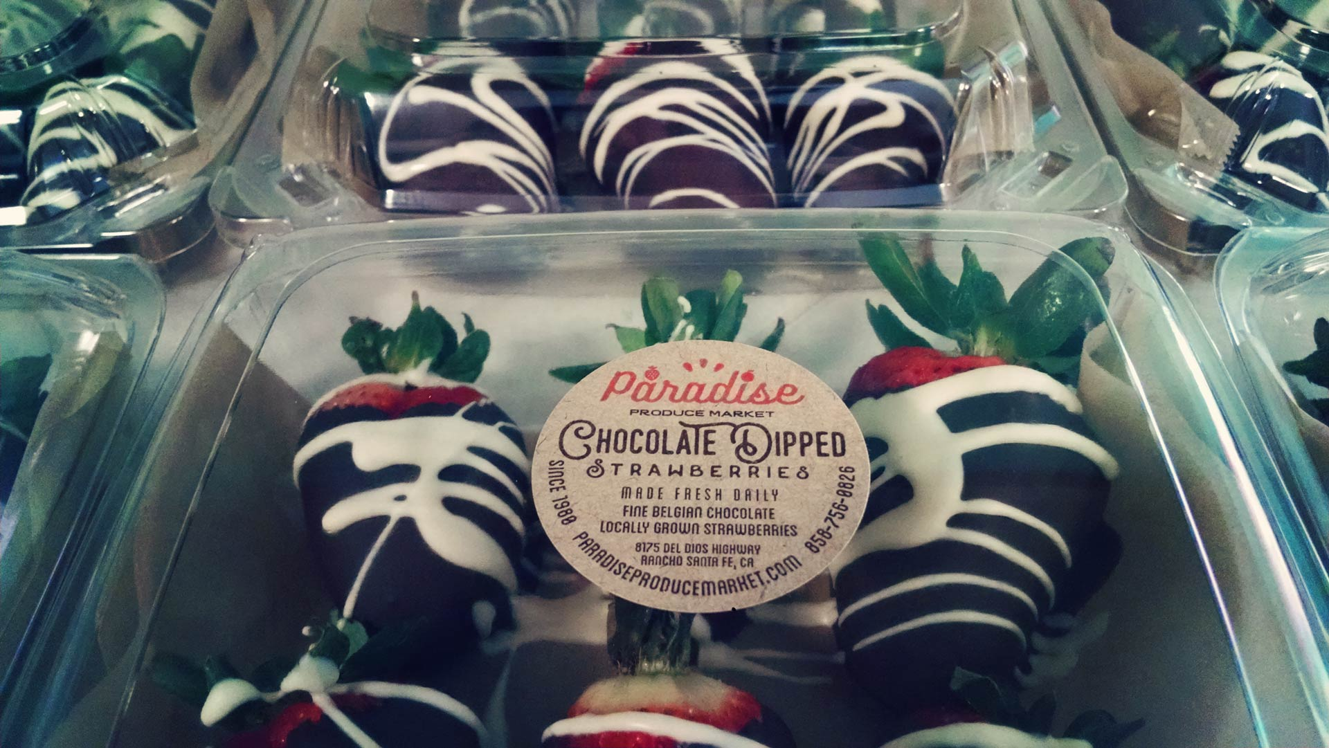 Where To Buy Chocolate Covered Strawberries Locally