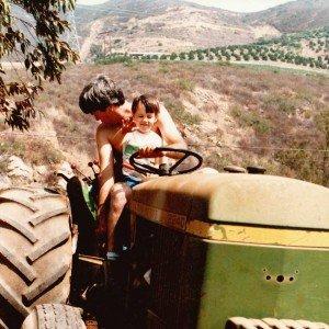 Rancho Santa Fe, Robin Shull, Ken Shull, 1980s